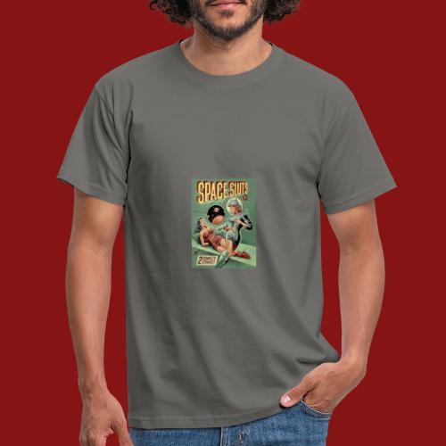 vintage - T-skjorte for menn
