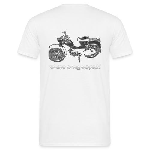 mopedi - Miesten t-paita