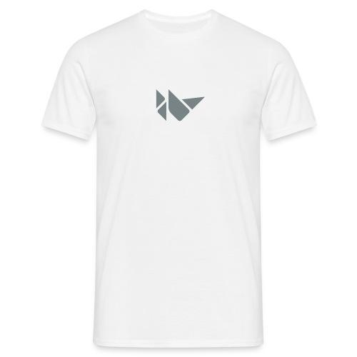 kivy 50 shades of grey png - Men's T-Shirt