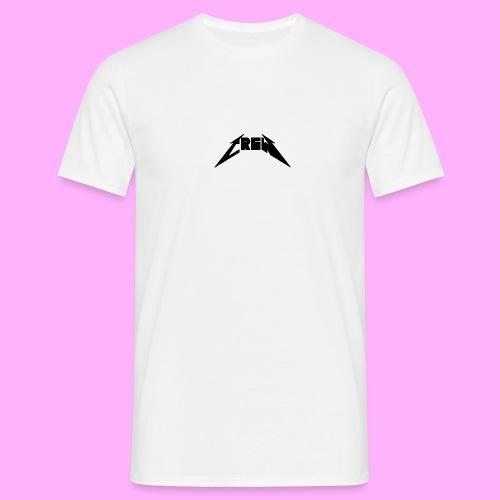 SCHWARZ 500x500 png - Männer T-Shirt
