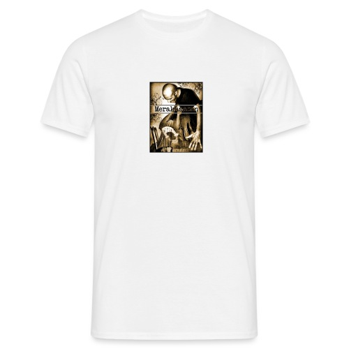 merakhaazan le cri Benoit Berrou jpg - T-shirt Homme