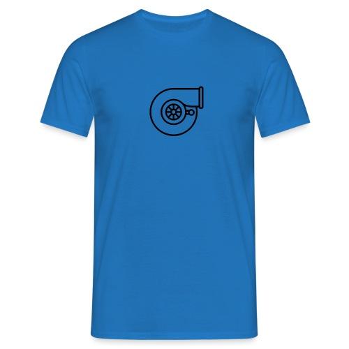 Turb0 - Men's T-Shirt