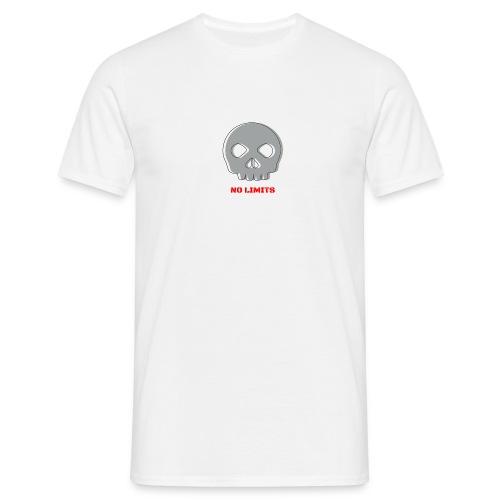 No Limits - Maglietta da uomo