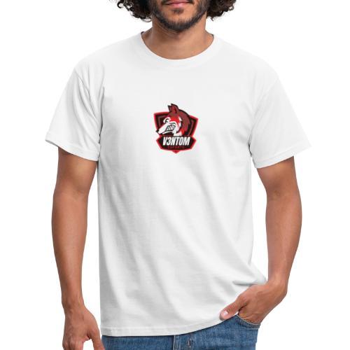 CLAN LOGO V3NTOM - Männer T-Shirt