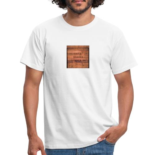Grill Master 2020 1 - Männer T-Shirt