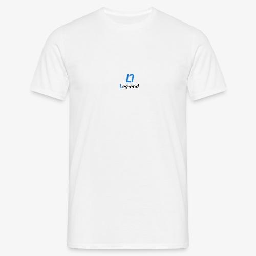 Leg end design - Men's T-Shirt