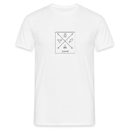 UrjaminB - T-shirt Homme