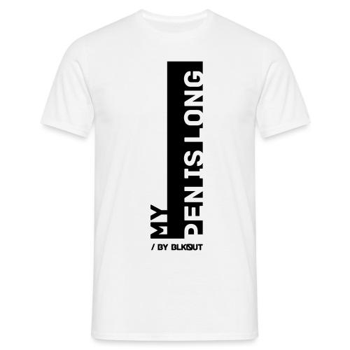 PEN IS LONG - Koszulka męska