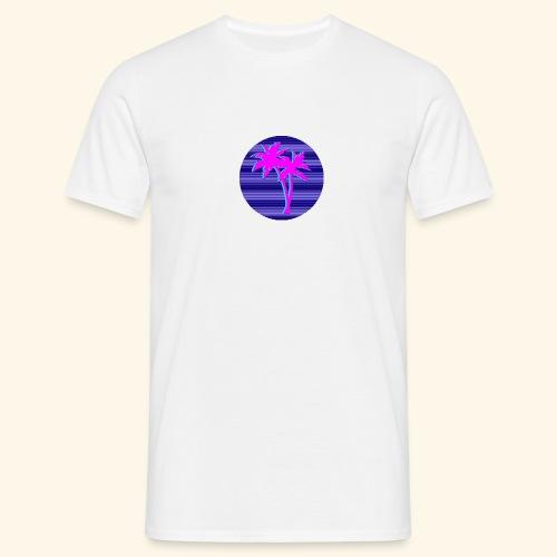 Florida palmtree - T-shirt Homme