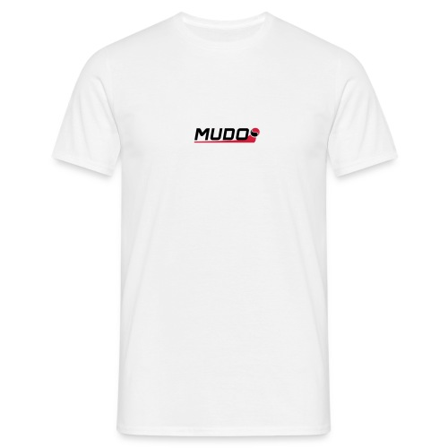 mudo4 - T-skjorte for menn