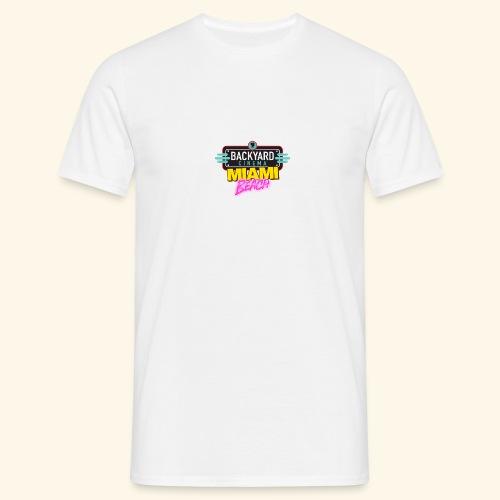 Miami Beach - Men's T-Shirt