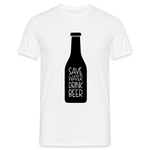 Save - T-shirt Homme