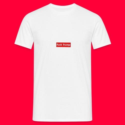 fuck trump - T-shirt Homme