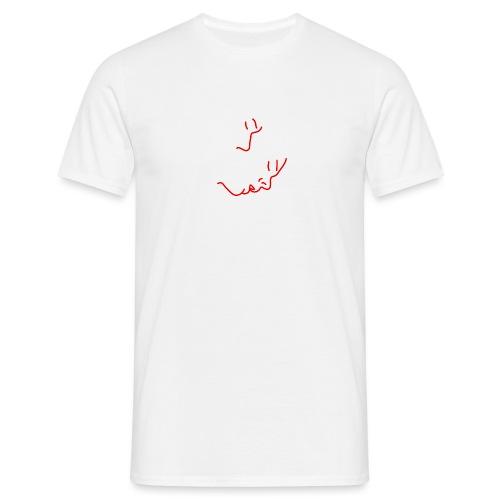 'Stay a little longer' (pocket) - Men's T-Shirt