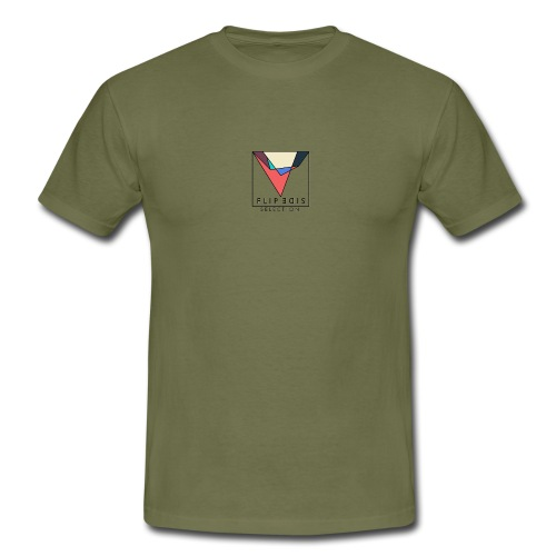Official Flip Side logo - Men's T-Shirt