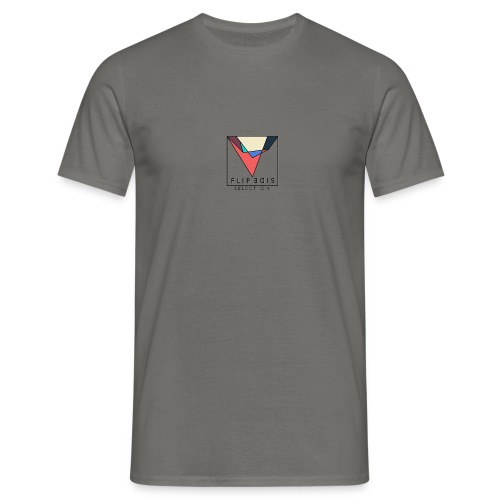 Official Flip Side logo - Men's T-Shirt