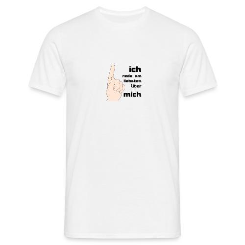 Ich - Männer T-Shirt