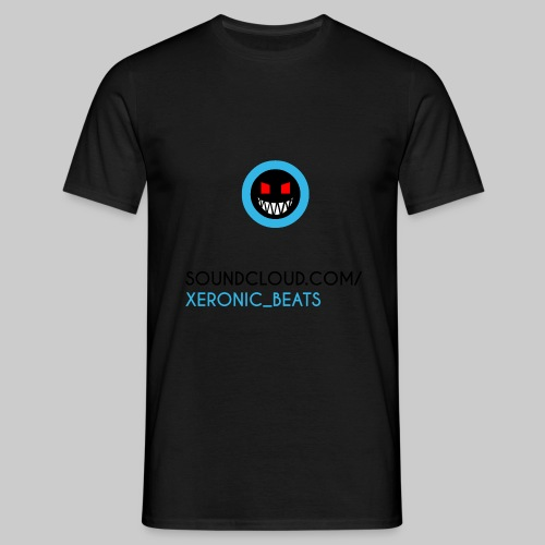 XERONIC LOGO - Men's T-Shirt