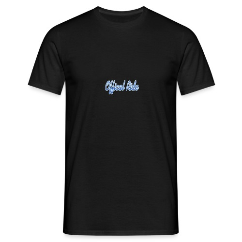Offical Ride - Männer T-Shirt