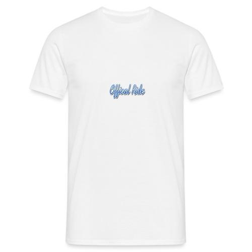 Offical Ride - Männer T-Shirt