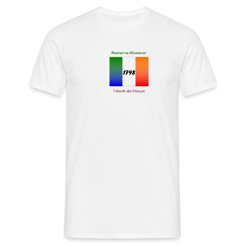 l'Année des Français - T-shirt Homme
