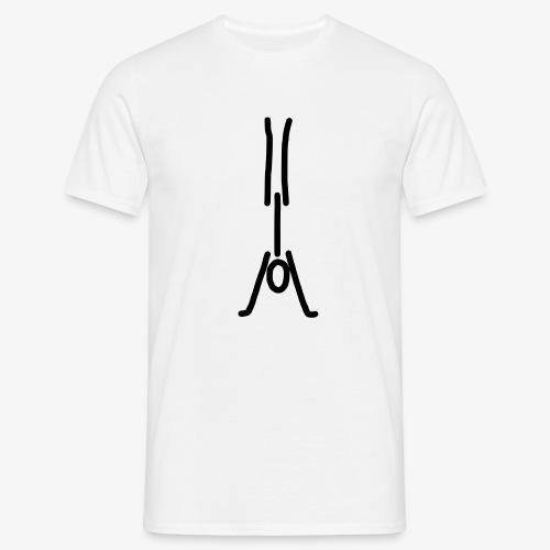 iYpsilon Handstand - Männer T-Shirt