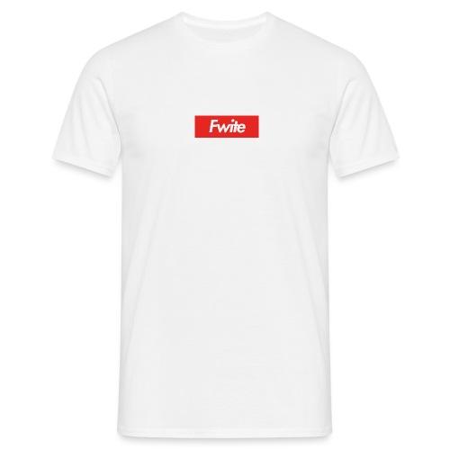 fwite jpg - T-shirt Homme