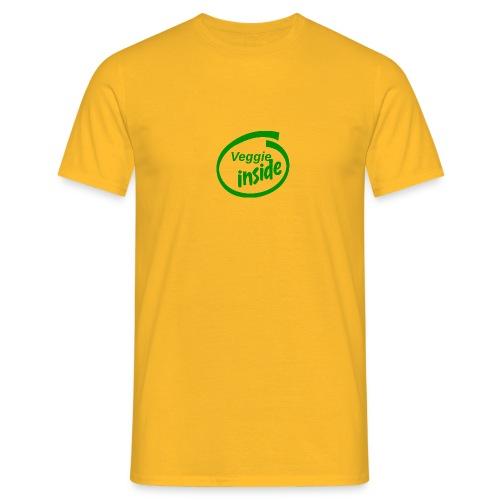 veggie-inside - Männer T-Shirt