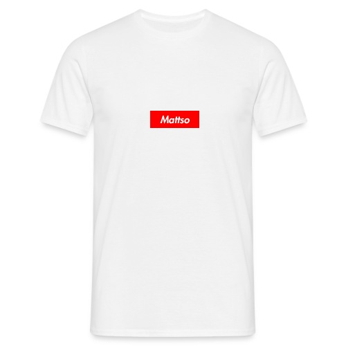 Mattso Merch to Flex - Men's T-Shirt
