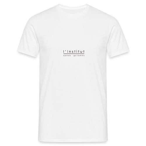 institutdartoislogo - T-shirt Homme