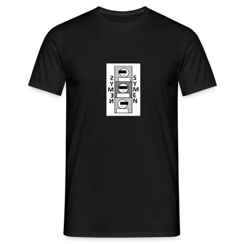 SYMEN - Mannen T-shirt