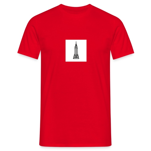 Empire State Building - T-shirt Homme