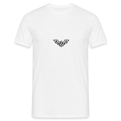 Clean Plain Logo - Men's T-Shirt