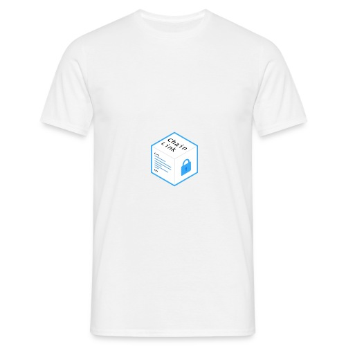 Cryptocurrency - ChainLink - Männer T-Shirt