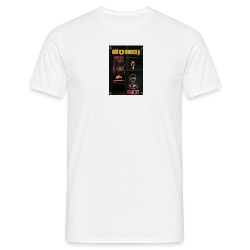 boooohdi - Camiseta hombre