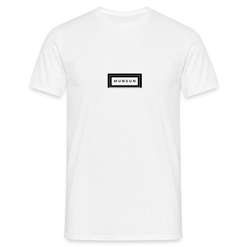 Munsun - Camiseta hombre