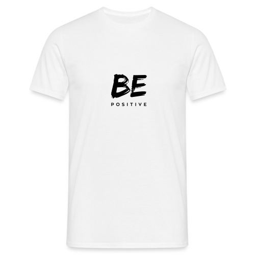 BE positive - T-shirt Homme