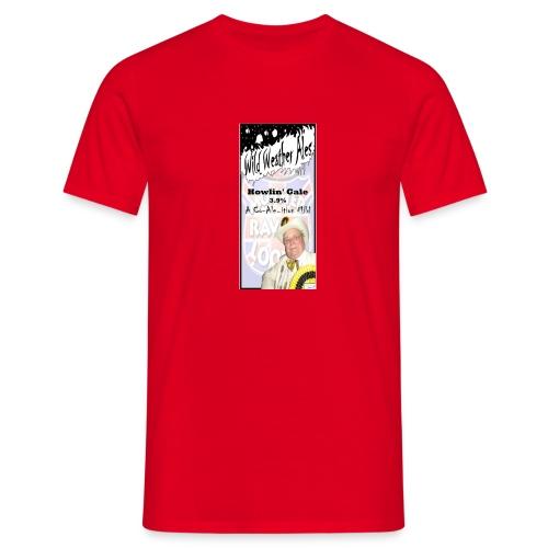 Wild Weather Ales - Men's T-Shirt