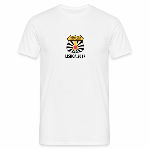 Roots 64 - Mannen T-shirt
