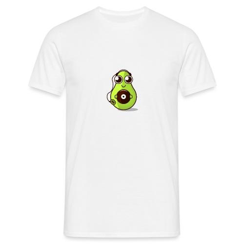 avocado_happy - Männer T-Shirt