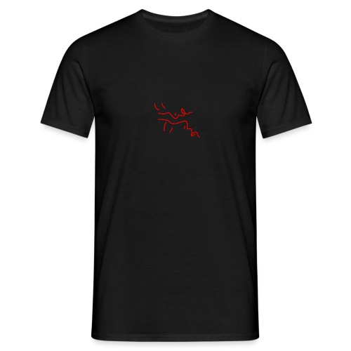Lost in you - Men's T-Shirt