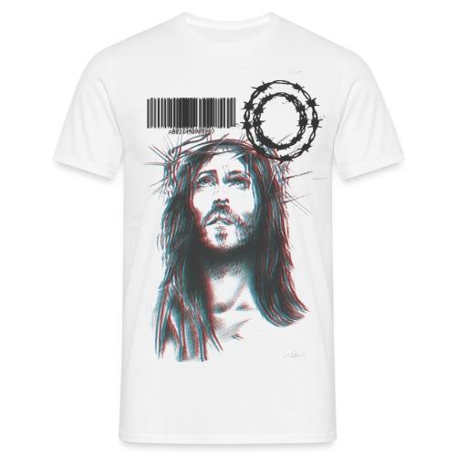 JESUS - Maglietta da uomo