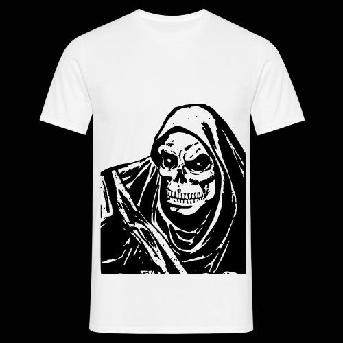 Grim reeper - Men's T-Shirt