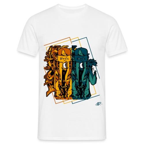 DemonSmile - COLL01 - AVR2K17 - T-shirt Homme