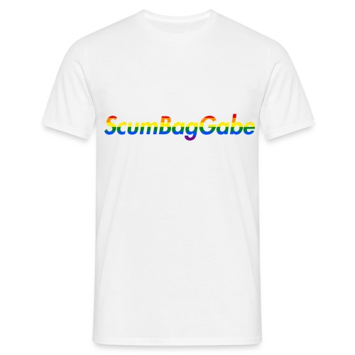 ScumBagGabe Multi Logo XL - Men's T-Shirt