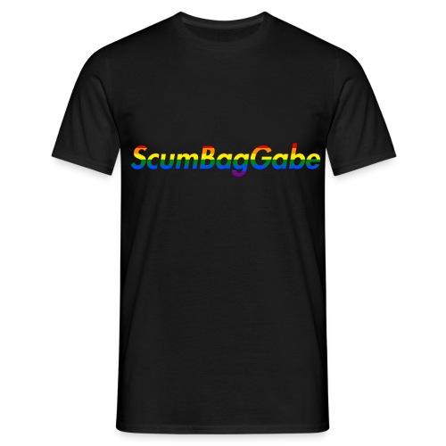 ScumBagGabe Multi Logo XL - Men's T-Shirt
