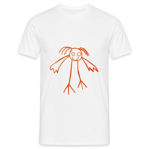 Lintu - Harvinaisen ihana - Miesten t-paita