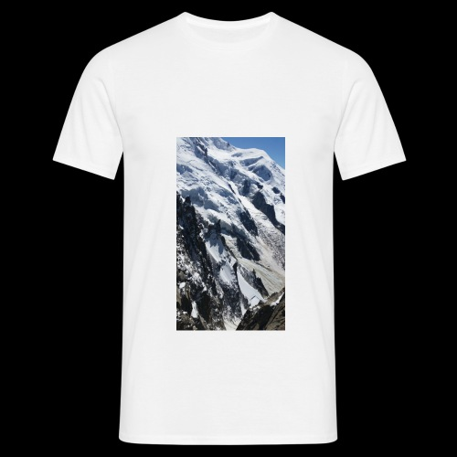 Mountain design - Men's T-Shirt