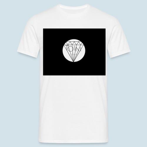 Toin clothing logo - Mannen T-shirt