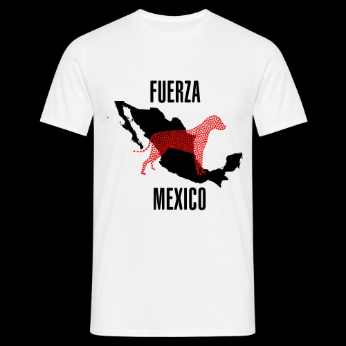 FUERZA MEXICO - Camiseta hombre